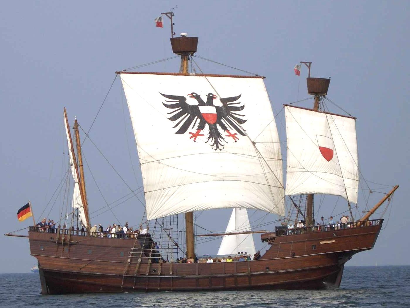 Häufig Piraterie: Die Schiffe der Piraten MR25