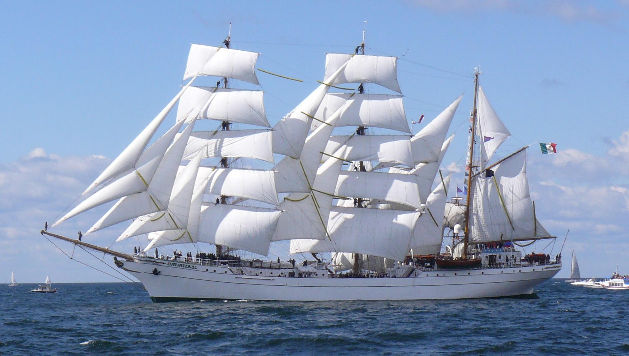 buques