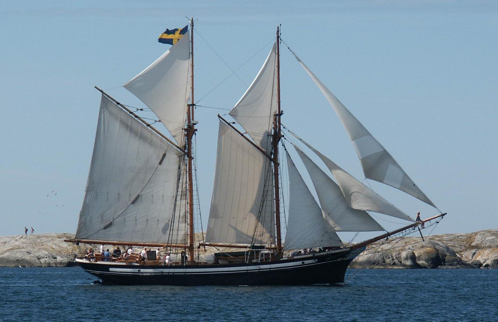 Bevorzugt Piraterie: Die Schiffe der Piraten YU92