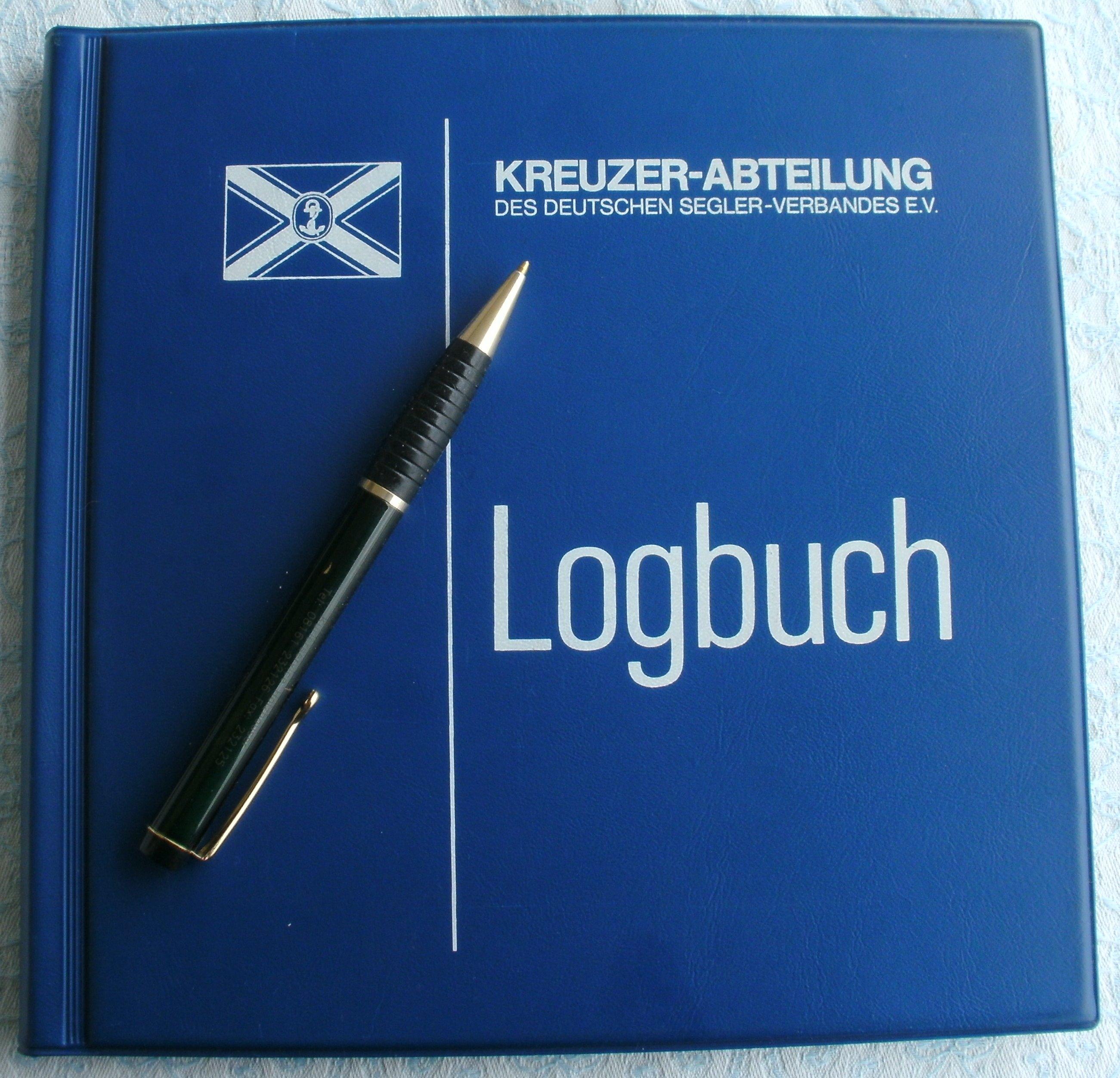Segeln: Das Logbuch: Zweck, Formulare, Durchführung