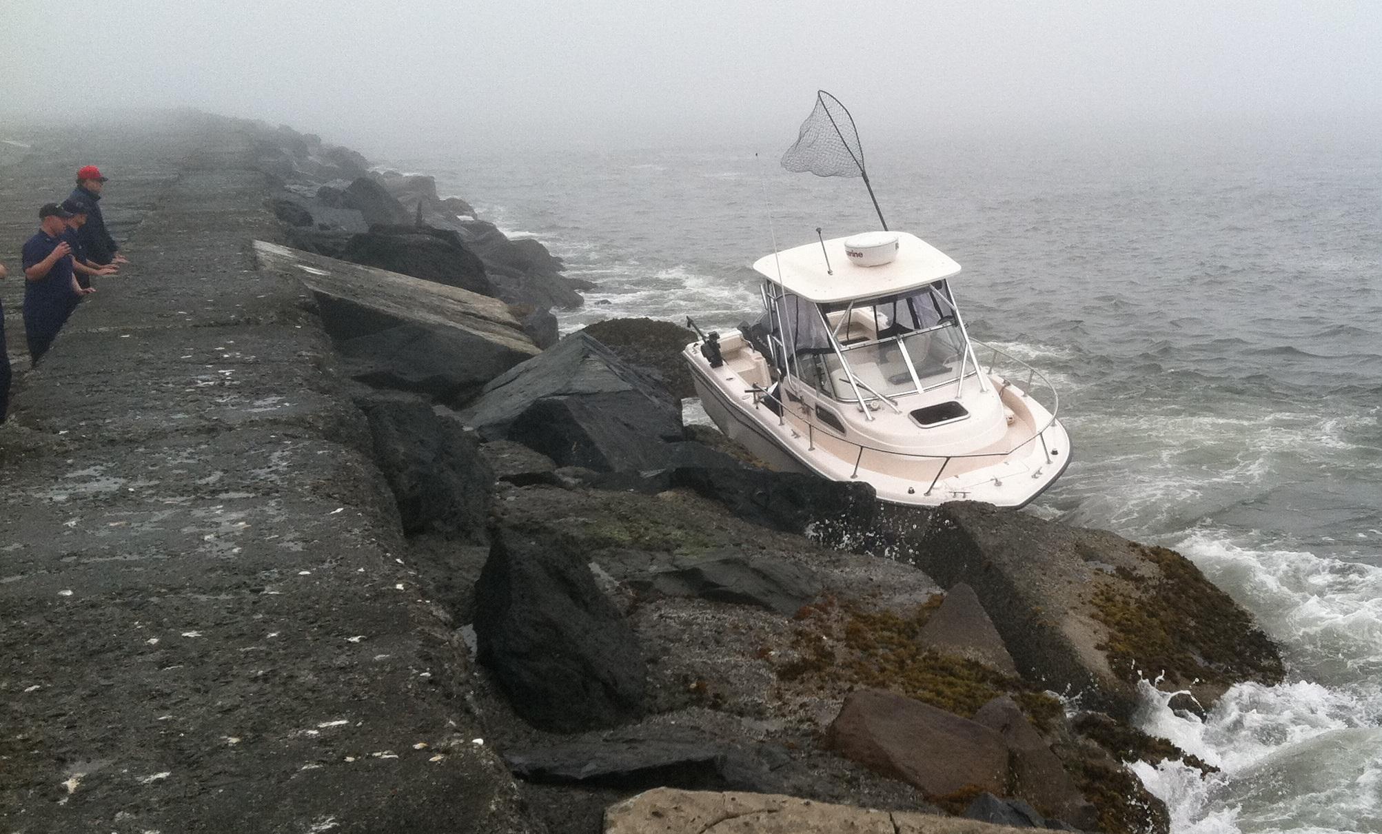 Seenotfälle August 2011