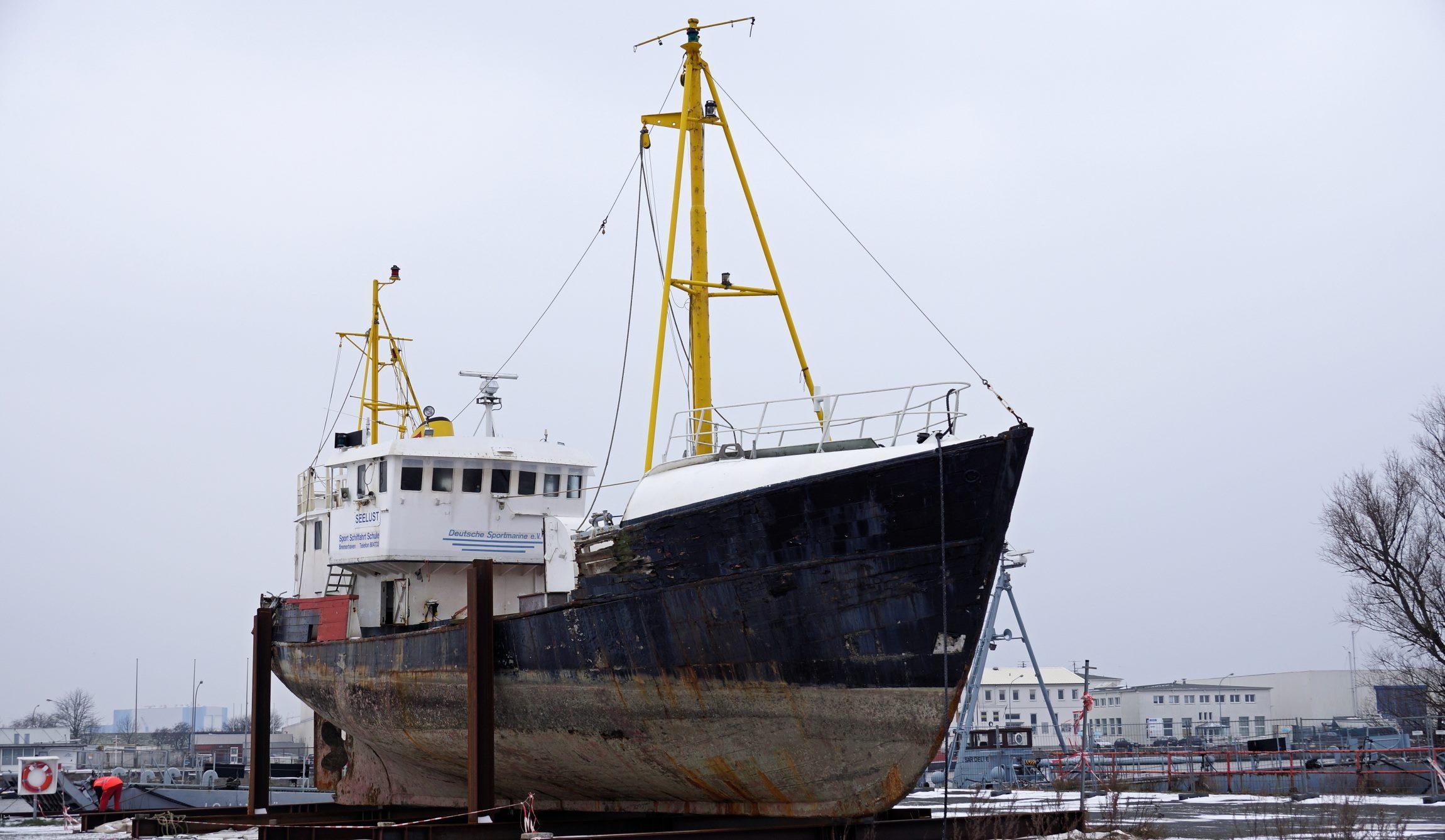 Verantwortlich 1982 Falklandinseln Schiffe Und Fracks Falklandinseln