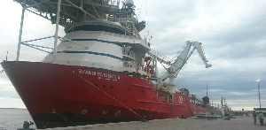 containerschiff entwicklung 2017