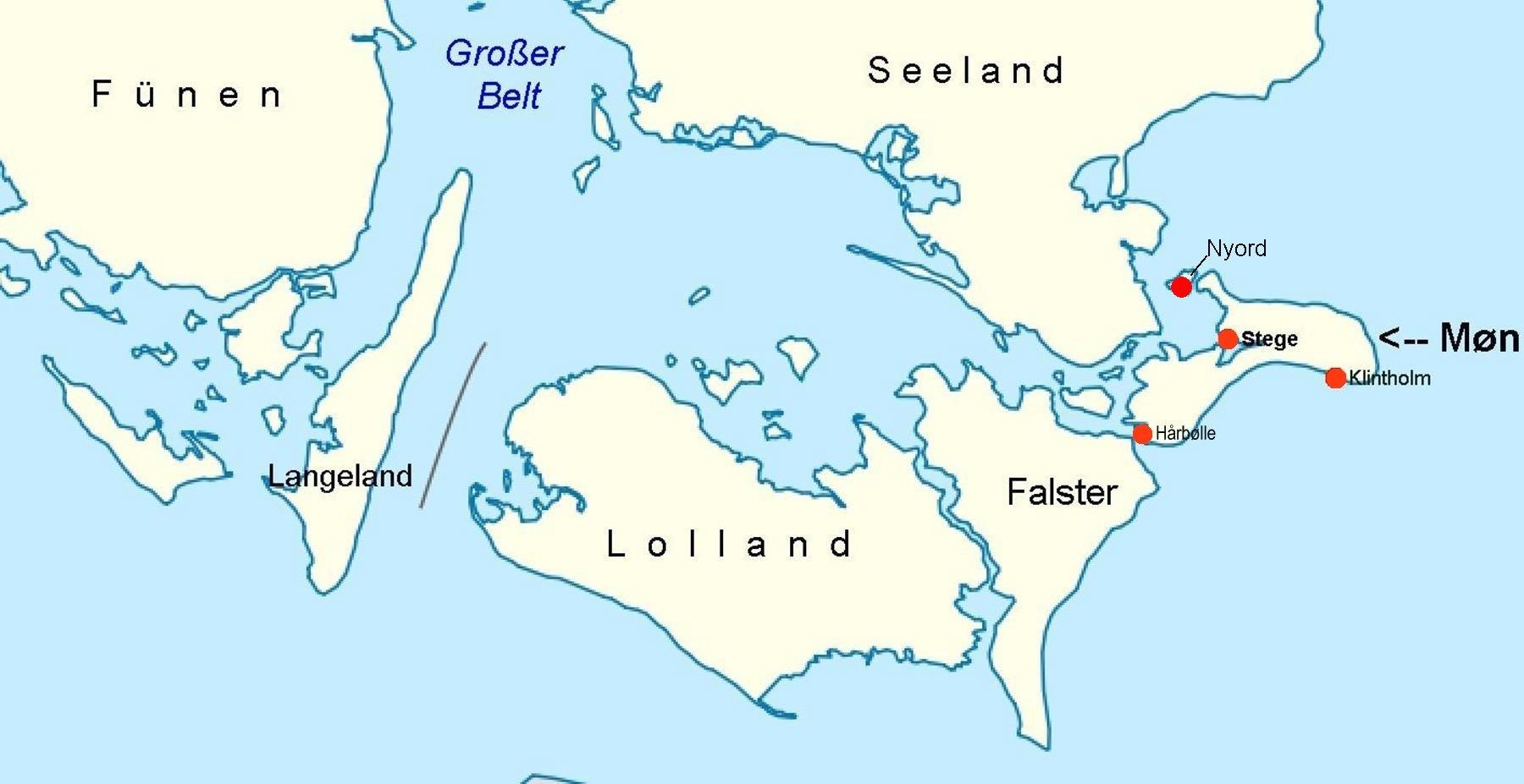 Online Hafenhandbuch Danemark Beschreibung Des Yachthafens In