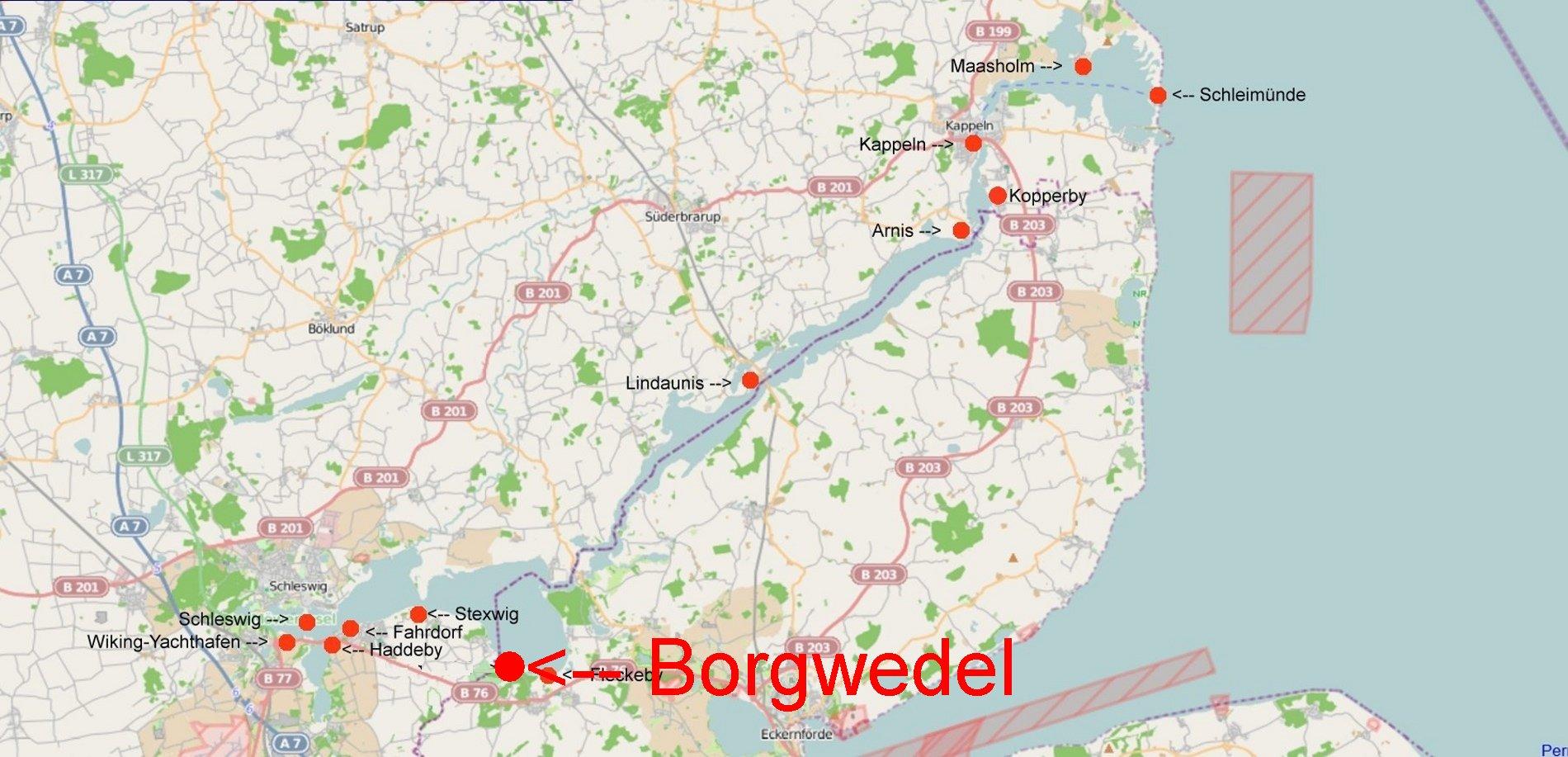 Borgwedel