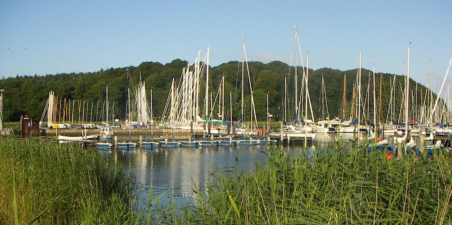 Deutschlandwetter Webcam gluecksburg yachthafen