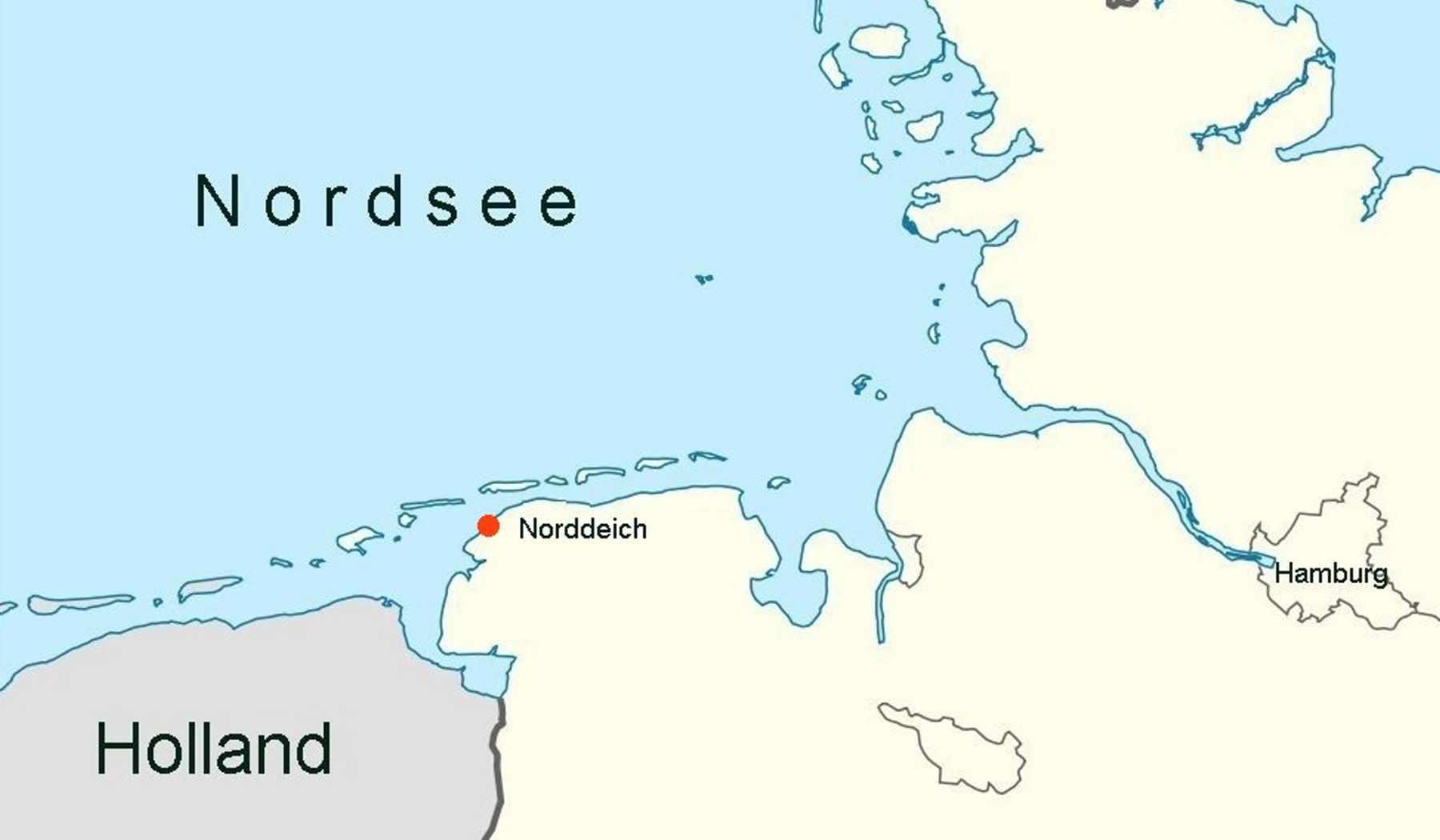 Wetter Norden Norddeich