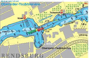 online hafenhandbuch deutschland obereider yachtservice nord ostsee kanal. Black Bedroom Furniture Sets. Home Design Ideas