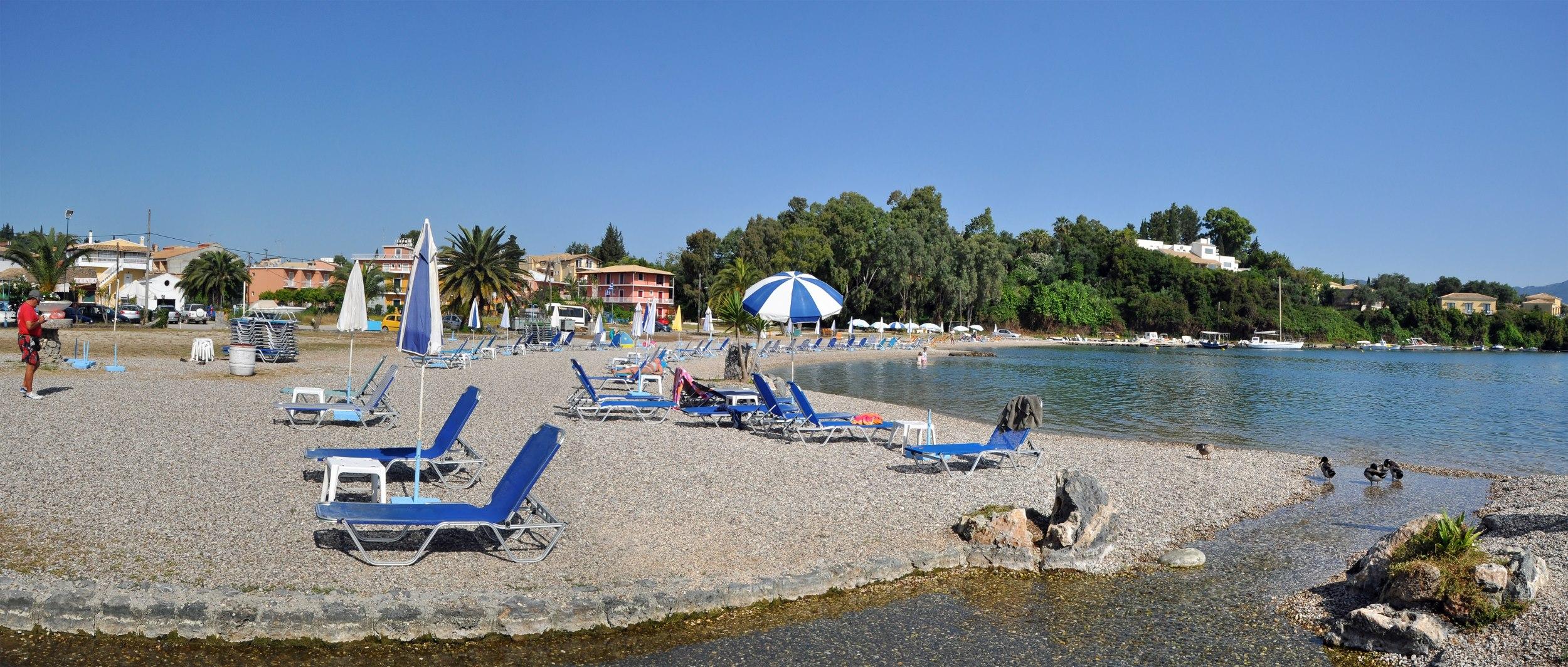 Hotel Roda Beach Corfou Grece