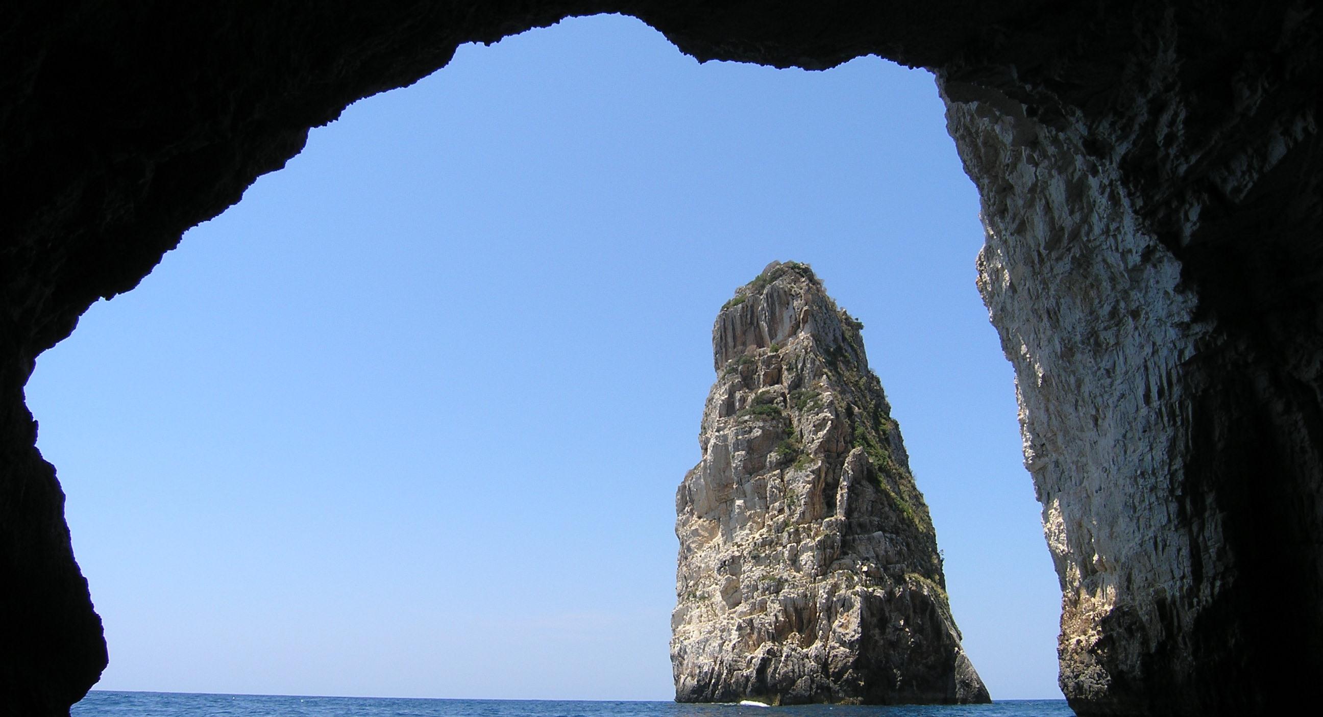 f  r Segler  Beschreibung der Insel Paxos und der H  fen