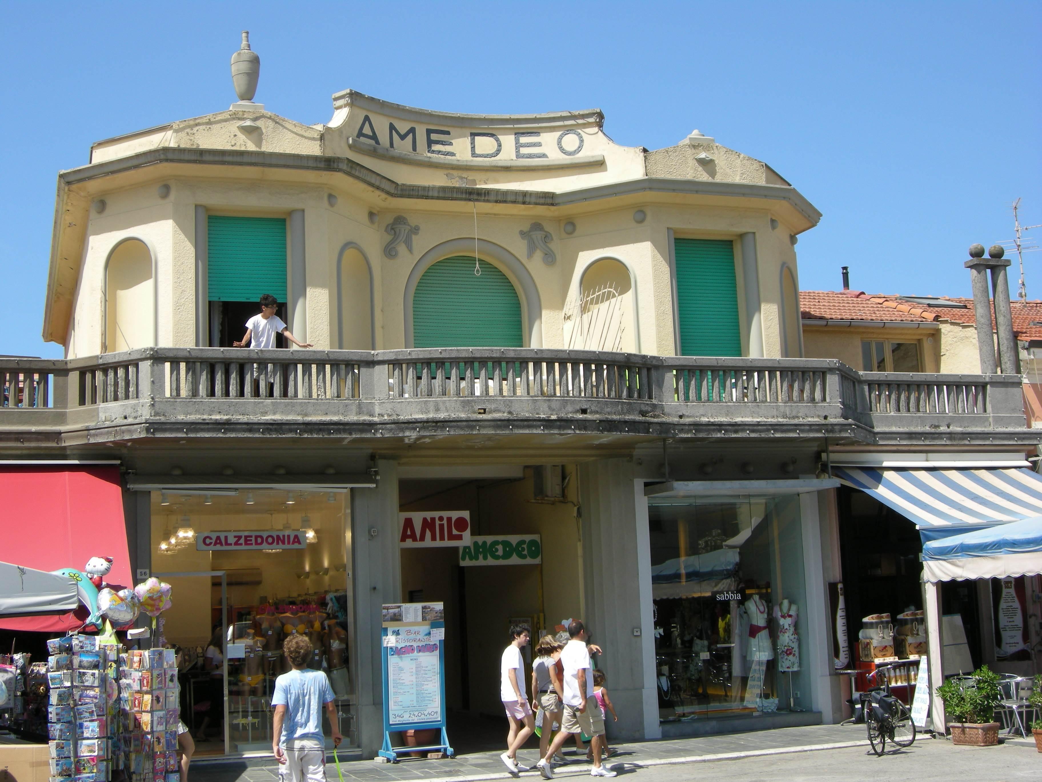Online hafenhandbuch italien marina viareggio ligurisches meer - Bagno amedea viareggio ...