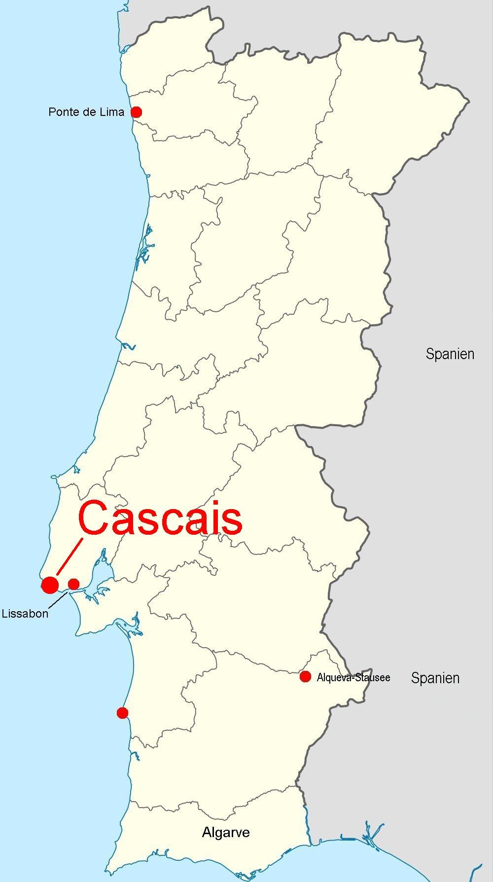 Online-Hafenhandbuch Spanien: Marina de Cascais / Portugal on