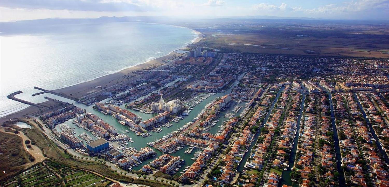 Online-Hafenhandbuch Spanien: Marina Empuriabrava / Katalonien