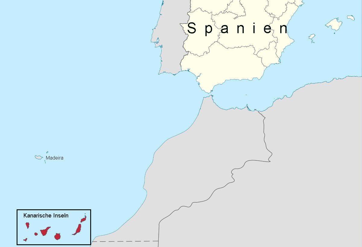 Kanaren Inseln Karte.Online Hafenhandbuch Spanien Kanarischen Inseln Und Der