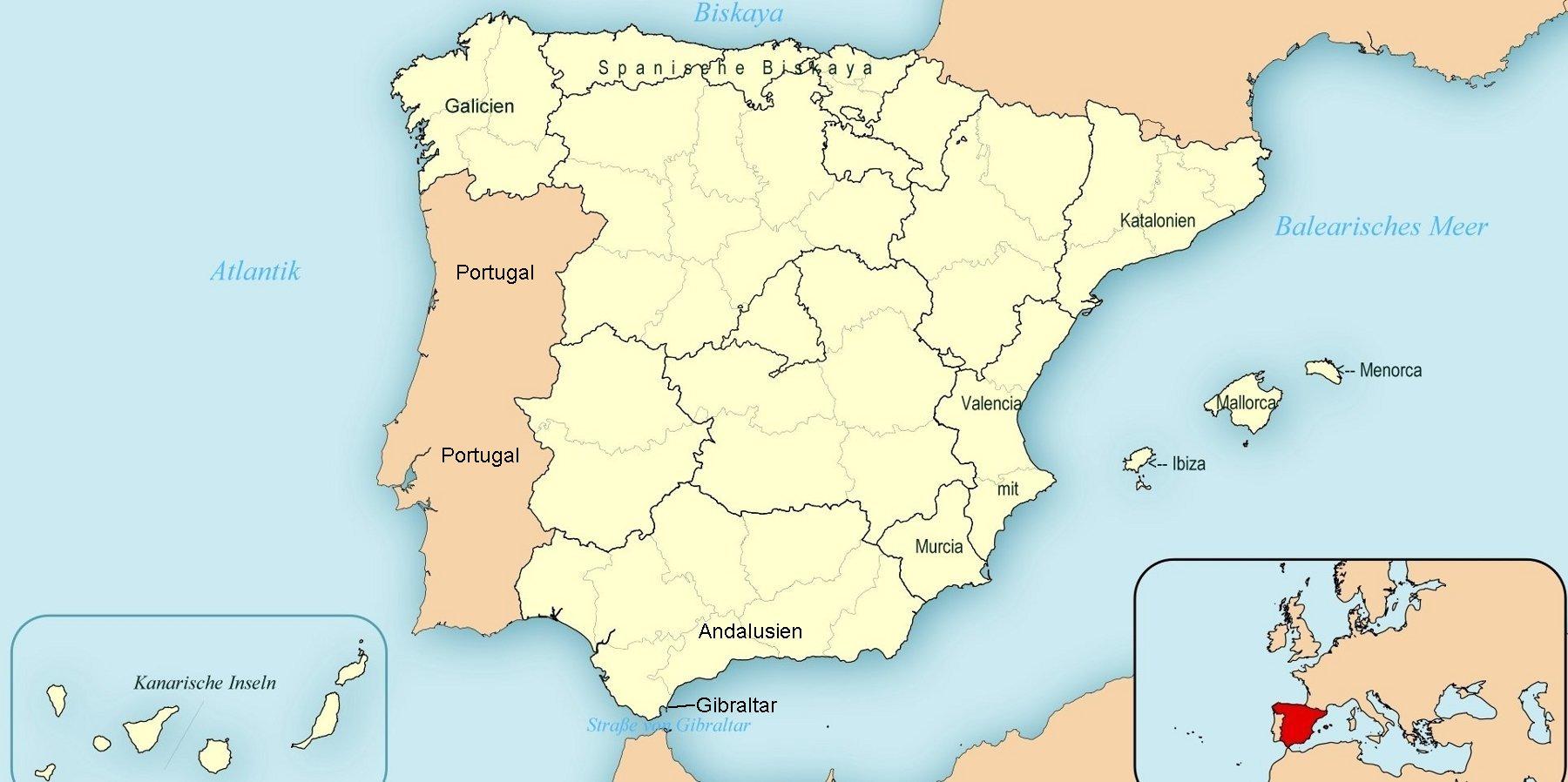 spanien sehenswürdigkeiten wikipedia
