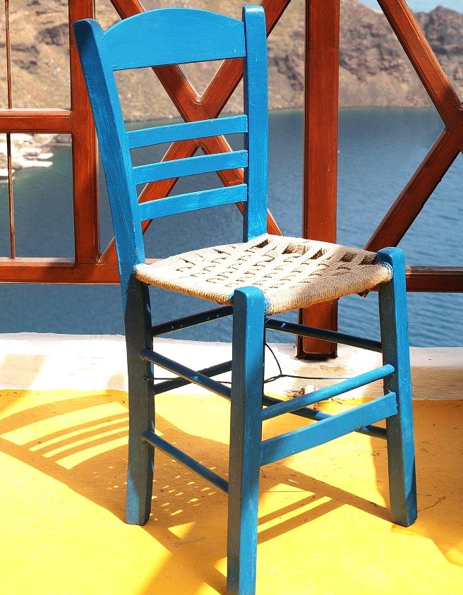 Griechische Stühle Blau – Die Möbel Für Küche